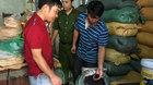 Bắt quả tang cơ sở chế biến cà phê bằng đậu nành và hóa chất
