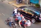 """Nhóm người nước ngoài trộm """"hụt"""" 2 tỷ đồng ở Sài Gòn"""