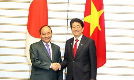 Thông điệp cho chuyến thăm VN của Thủ tướng Nhật