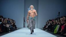Cụ ông 80 tuổi làm người mẫu phong độ như trai trẻ