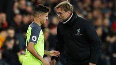 """Klopp dùng Coutinho đánh sập """"pháo đài"""" Old Trafford"""