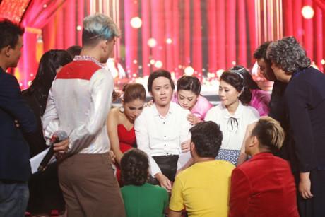 Xót xa chia sẻ của Hoài Linh trên sóng truyền hình