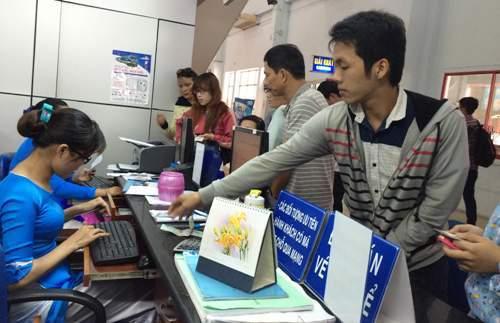 TPHCM, ga Sài Gòn, chạy thêm tàu, khuyến mãi giá vé, Tết Đinh Dậu 2017, vé tàu Tết