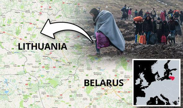 người di cư, người Việt di cư, nhập cảnh châu Âu, đưa người lậu, khủng hoảng di cư