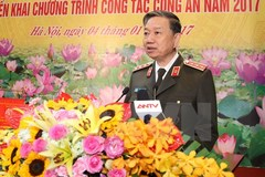 Việt Nam - Trung Quốc tăng cường hợp tác về an ninh trật tự