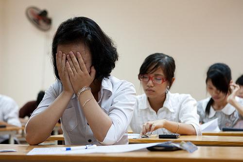 """""""Sinh viên giỏi nhất không phải là người thành đạt nhất"""""""