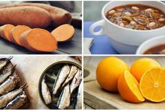 10 thực phẩm cung cấp canxi tự nhiên