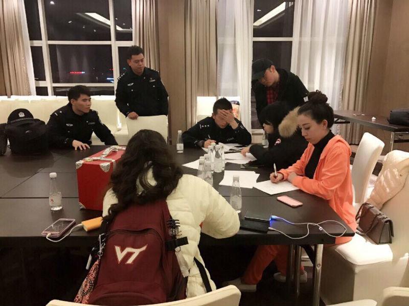 người đẹp, người đẹp Ngọc Trân, Ngọc Trân, Trung Quốc, Miss City Tourism, hoa hậu bị mất trộm