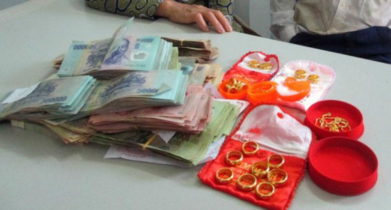 Nghi vấn dàn cảnh, trộm lượng lớn tiền vàng trên ô tô ở Sài Gòn – VietNamNet