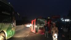 Phút giây thoát tay tử thần của 40 hành khách về quê ăn Tết
