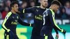 Video bàn thắng Swansea 0-4 Arsenal
