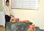 Bắt hơn 150kg pháo lậu ở Quảng Ninh, Quảng Trị