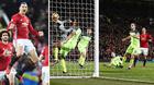 Ibrahimovic giải cứu, MU thoát thua trước Liverpool