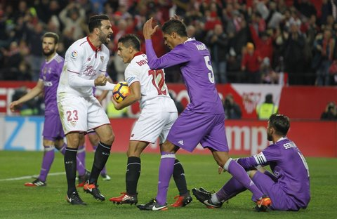 Sevilla vs Real