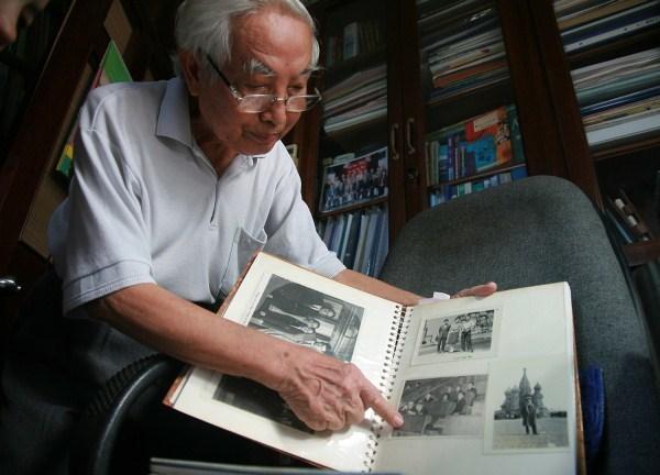 Những khoảnh khắc đáng nhớ của nhà sinh học hàng đầu Việt Nam