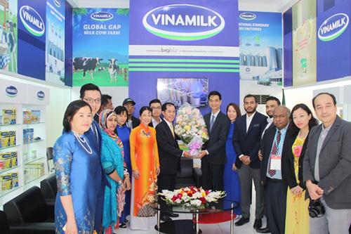 Đầu 2017, Vinamilk 'tiến quân' sang tại Bangladesh