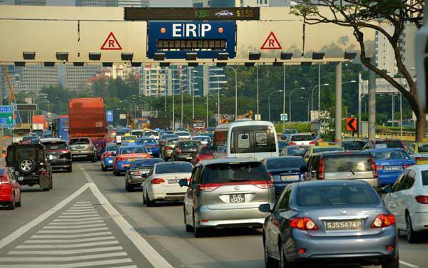 Muôn kiểu chống ùn tắc giao thông trên thế giới