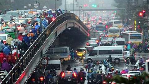 200.000 USD chống ùn tắc: Cấm rẽ trái, quay đầu – VietNamNet