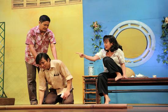 'Tình lơ' của Nguyễn Ngọc Tư lên sân khấu kịch