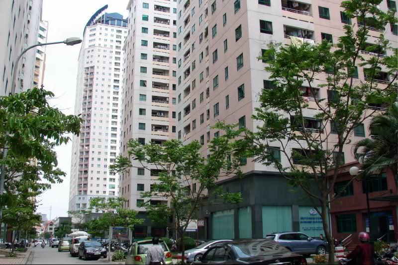Hà Nội: Phí dịch vụ chung cư cao nhất 16.500 đồng/m2