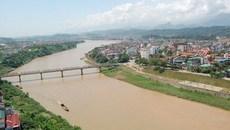2 phương án quy hoạch hai bên sông Hồng