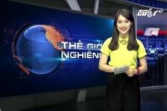 Nữ sinh nhại 7 thứ tiếng làm người dẫn chương trình thời sự quốc tế