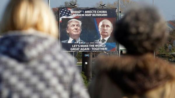 Phía sau nghi án Trump bị Nga 'nắm thóp'