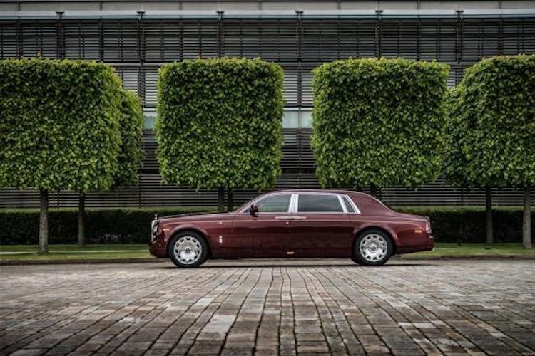 Rolls Royce trăm tỷ Việt Nam vào top xe đẹp nhất 2016