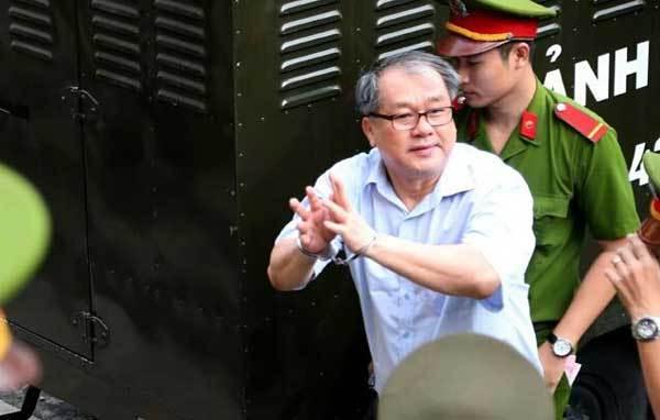 VKS giữ quan điểm xem xét hình sự cha con ông Trần Quý Thanh – VietNamNet