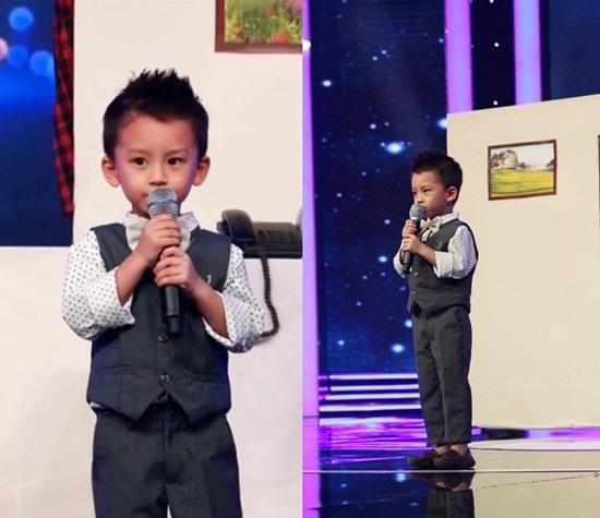 Cậu bé 4 tuổi hát Bolero khiến Mỹ Linh phải 'vái lạy'