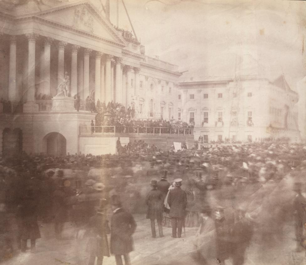'Ảnh độc' về các lễ nhậm chức Tổng thống Mỹ