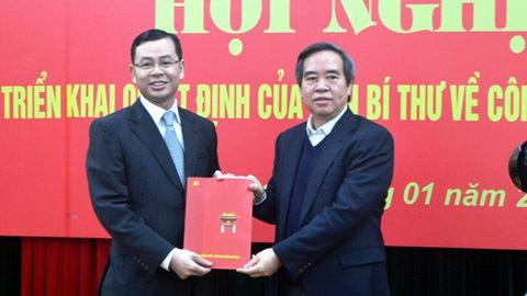 Bổ nhiệm ông Ngô Văn Tuấn làm Phó Ban Kinh tế TƯ – VietNamNet