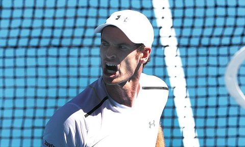 Andy Murray thắng chật vật trận ra quân Australian Open