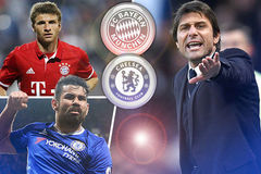 Sợ Costa đào tẩu, Conte quăng 75 triệu bảng tậu Muller