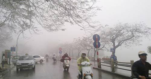 Hà Nội mưa rét sụt sùi, thấp nhất 13 độ – VietNamNet