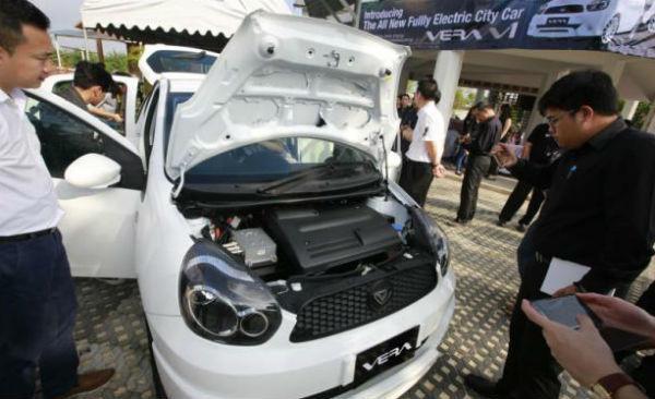 Xe ô tô điện Thái Lan 600 triệu: Việt Nam còn mơ xa
