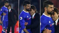 Sau ồn ào, Conte để Costa tái xuất trận Chelsea tiếp Hull