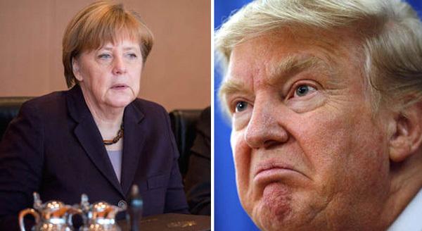 Các chính khách EU tới tấp phản pháo Trump