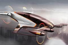 Giải pháp chống ùn tắc: Ô tô bay ra mắt cuối 2017
