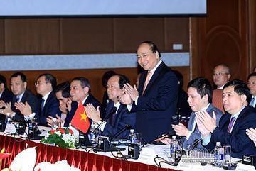 'Mong muốn Nhật Bản sẽ là nhà đầu tư lớn nhất vào Việt Nam'