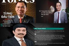 Đổi ngôi giàu nhất Việt Nam: Anh vài ngàn tỷ, em đôi tỷ USD