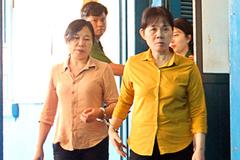 Hai lãnh đạo chi hội phụ nữ chiếm đoạt tiền tỉ