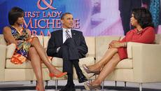 Tổng thống Obama lỡ lời, để lộ bí mật của vợ