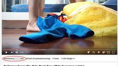 Sẽ xử lý kênh nội dung đồi trụy trên YouTube