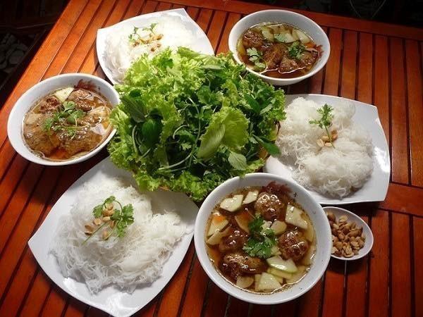Món ngon miền Bắc, ẩm thực Hà Thành, món ăn ngon, hướng dẫn nấu ăn, bún thang,