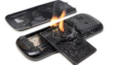 Đã tìm ra chất chống cháy tích hợp trong pin điện thoại