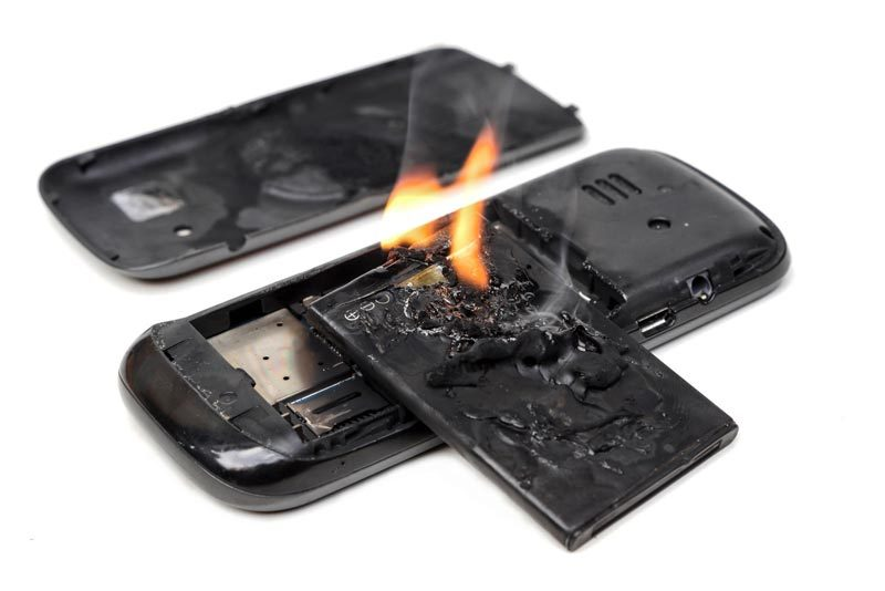 [VietnamNet.vn] Đã tìm ra chất chống cháy tích hợp trong pin điện thoại