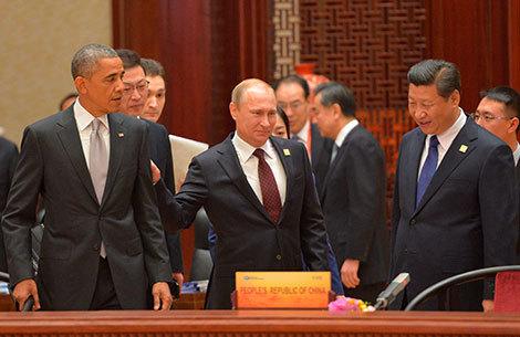 Nga-Mỹ-Trung: Bên nào cũng muốn ở vào thế 'đấu mà không vỡ'