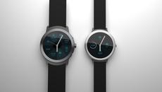 Google chuẩn bị tung ra hai mẫu đồng hồ thông minh sành điệu