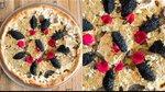 Bánh pizza dát vàng 24k, giá gần 50 triệu một chiếc